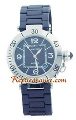 Cartier De Pasha SeaTimer Watch 4
