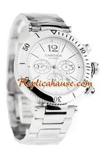 Cartier Pasha Seatimer Replica Watch 3