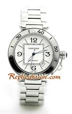 Cartier De Pasha Swiss Replica Watch 2