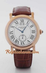 Rotonde De Cartier Replica Watch 2<font color=red>������Ǥ���</font>