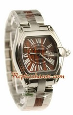 Cartier Roadster Swiss Replica Watch 02