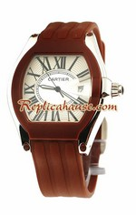 Cartier Roadster Replica Watch 1