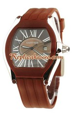 Cartier Roadster Replica Watch 2