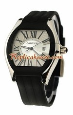 Cartier Roadster Replica Watch 4