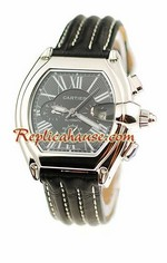 Cartier Roadster Replica Watch 7