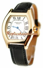 Cartier Tortue Ladies Replica Watch 2<font color=red>หมดชั่วคราว</font>