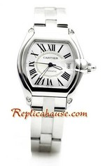 Cartier Roadster Swiss Replica Watch 1