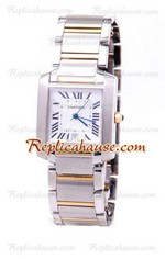 Cartier Tank Mens Swiss Replica Watch 02
