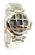 Cartier Pasha Ladies Replica Watch 6