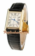Cartier Tank Ladies Replica Watch 5
