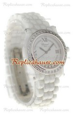 Chopard Happy Sport Ladies Replica Watch 12