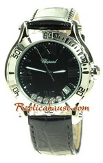 Chopard Happy Sport Ladies Replica Watch 01<font color=red>หมดชั่วคราว</font>