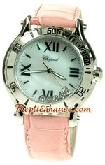 Chopard Happy Sport Ladies Replica Watch 04<font color=red>หมดชั่วคราว</font>
