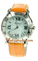 Chopard Happy Sport Ladies Replica Watch 05<font color=red>หมดชั่วคราว</font>