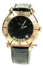 Chopard Happy Sport Ladies Replica Watch 09<font color=red>หมดชั่วคราว</font>