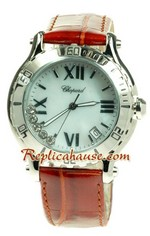 Chopard Happy Sport Ladies Replica Watch 10<font color=red>หมดชั่วคราว</font>