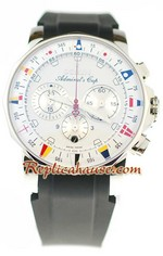Corum Admirals Cup Chronograph Swiss Watch 04