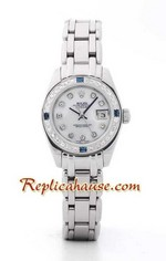 Rolex Replica Swiss Datejust Ladies Watch 11