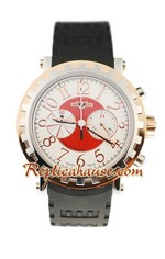 Dewitt Academia Chronograph Sequentiel Mens Replica Watch 01