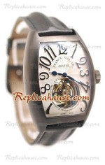 Franck Muller Aeternitas Tourbillon Swiss Replica Watch 02