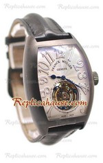 Franck Muller Aeternitas Tourbillon Swiss Replica Watch 03
