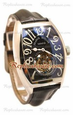 Franck Muller Aeternitas Tourbillon Swiss Replica Watch 08