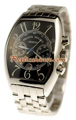 Franck Muller Casablanca Chronograph Swiss Replica Watch 05