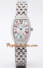 Franck Muller Crazy Color Dreams Ladies 1