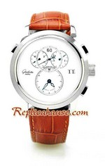 Glashuette PanoMaticChrono Replica Watch 7<font color=red>������Ǥ���</font>