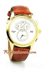 Glashuette PanoMaticChrono Replica Watch 8<font color=red>������Ǥ���</font>