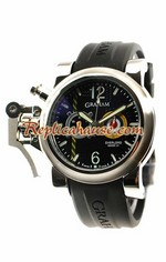 Graham Chronofighter Oversize Mark III Replica Watch 01