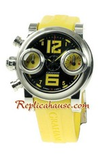 Graham Swordfish Swiss Replica Watch 01 - Left hand Edition
