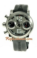 Graham Swordfish Swiss Replica Watch 05 - Left hand Edition