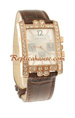 Harry Winston Avenue C Chronograph Swiss Ladies Replica Watch 02