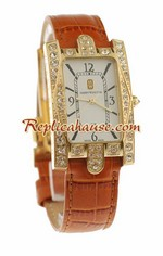 Harry Winston Avenue Classic Swiss Ladies Replica Watch 02