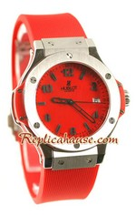 Hublot Big Bang 44MM Replica Watch - Swiss Structure with Japanese Movement 2<font color=red>หมดชั่วคราว</font>