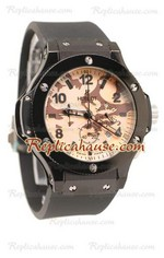 Hublot Big Bang Replica Army Dial Watch 04