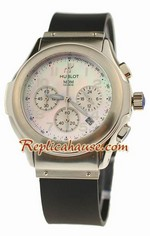 Hublot MDM Chronograph Swiss Replica Watch 40MM - 07