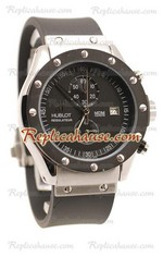 Hublot MDM Chronograph Replica Watch 01