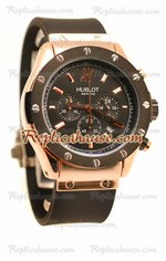 Hublot MDM Chronograph Replica Watch 04<font color=red>หมดชั่วคราว</font>