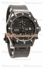 Hublot MDM Chronograph Replica Watch 07
