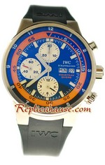 IWC Aquatimer Chronograph Swiss Replica Watch 1