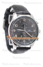 IWC Portuguese Chronograph Replica Watch 14
