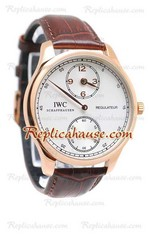 IWC Portuguese Regulateur Replica Watch 01