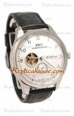 IWC Portuguese Regulateur Tourbillon Replica Watch 01