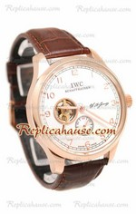 IWC Portuguese Regulateur Tourbillon Replica Watch 04