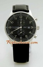 IWC Portuguese Chronograph Replica Watch 6