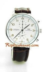 IWC Portuguese Chronograph Replica Watch 11