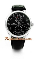 IWC Power Reserve Replica Watch 4