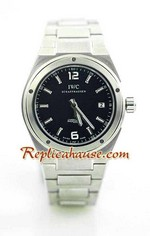 IWC Ingenieur Swiss Replica Stainless Steel 1